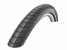 Cauciuc SCHWALBE BIG APPLE Perf 26x2.35/60-559 B/B-SK+RT