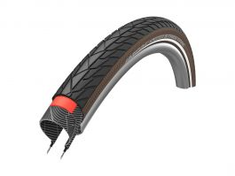 Cauciuc IMPAC STREETPAC Puncture Protection 28x1.60/42-622 B/CO+RT BS100 Sarma
