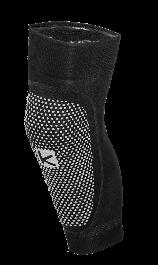 Protectie picioare FUNKIER Ornito fara cusaturi - Negru XL