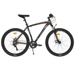 Bicicleta ULTRA Nitro RF Hidraulic 27.5'' negru/gri 480mm