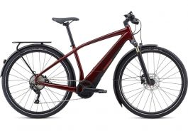 Bicicleta SPECIALIZED Turbo Vado 4.0 - Metallic Crimson/Black/Rocket Red L