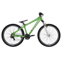 Bicicleta CROSS Dexter VB verde- 26''  - 420mm
