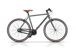 "Bicicleta CROSS Spria Urban 28"" Gri 530mm"