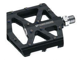Pedale CROSSER VP-001 - aluminiu - negru