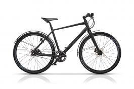 "Bicicleta CROSS Traffic Urban 28"" Negru 480mm"