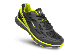 Pantofi ciclism FLR Energy Mtb - Negru/Galben neon 43