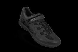 Pantofi ciclism FLR Rexston Mtb - Negru 45