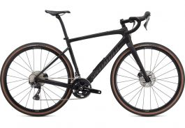 Bicicleta SPECIALIZED Diverge Comp Carbon -  Satin Carbon/Smoke/Chrome/Clean 54