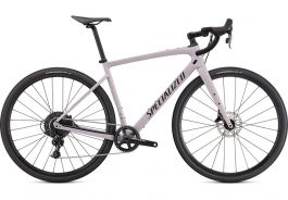 Bicicleta SPECIALIZED Diverge Base Carbon - Gloss Clay/Cast Umber/Chrome/Clean 52