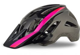 Casca SPECIALIZED Ambush Comp - Gloss Acid Pink Linear Fade XL