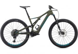 Bicicleta SPECIALIZED Turbo Levo SL Expert - Carbon Oak Green/Aqua M