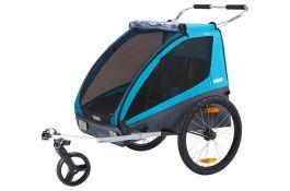 Carucior sport THULE Coaster XT - Blue
