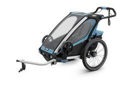 Carucior sport THULE Chariot Sport - Blue