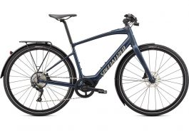 Bicicleta SPECIALIZED Turbo Vado SL 4.0 EQ - Navy/White Mountains Reflective L