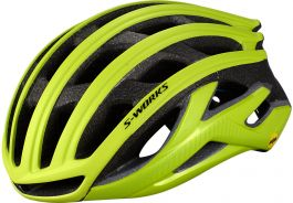 Casca SPECIALIZED S-Works Prevail II MIPS with ANGi - Hyper Green M