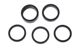"Distantiere furca CONTEC SPACER SET 1""- negru"