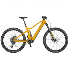 Bicicleta SCOTT Genius ERide 930 L Portocaliu/Gri
