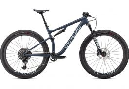 Bicicleta SPECIALIZED Epic Evo Expert - Satin Cast Blue Metallic/Ice Blue L