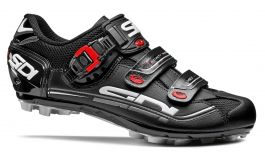 Pantofi MTB SIDI Eagle 7 negru/negru 45.5