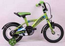 Bicicleta PASSATI Ninja 12 Baieti Verde/Albastru