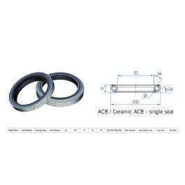 "Rulment cuvete FSA Super Light ACB 36x45 1""1/8 MR054R"