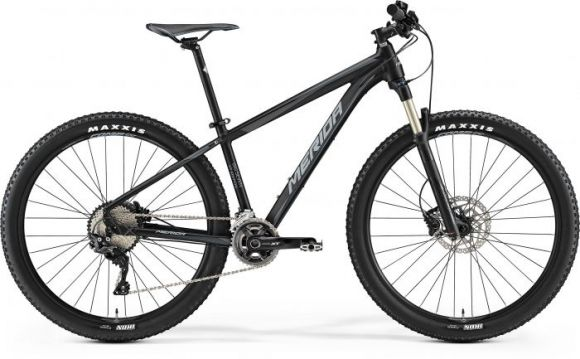 Bicicleta MERIDA Big 7 Xt Edition 17  Negru Gri 2017