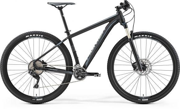 Bicicleta MERIDA Big 9 Xt Edition 21  Negru Gri 2017