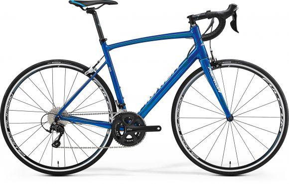 Bicicleta MERIDA Ride 400 S/m 52 Albastru Alb 2017