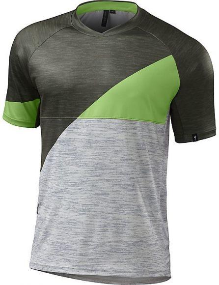 Tricou SPECIALIZED Enduro Comp - Oak/Green XL