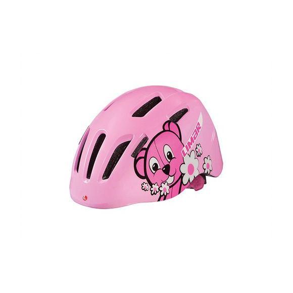 Casca Limar 224 Pink Teddy Bear S(46-52)