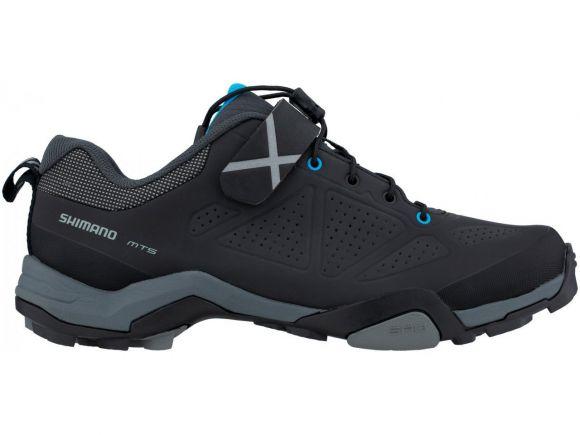 Pantofi ciclism SHIMANO Mtb SH-MT500ML - Negru 46