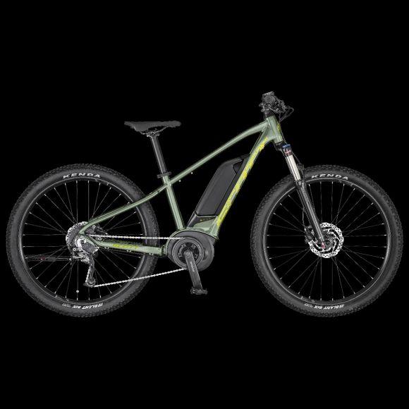 Bicicleta SCOTT Roxter eRide 26 Verde/Galben/Negru 2020