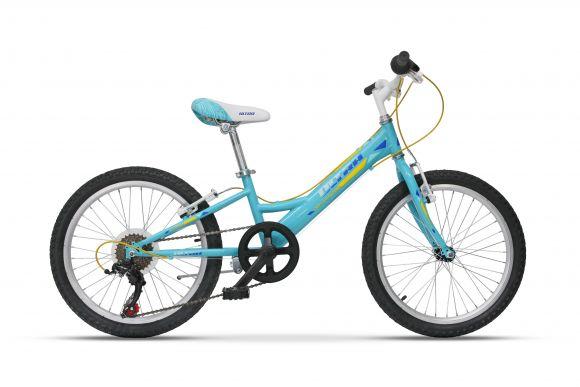 Bicicleta ULTRA Larisa 20'' 6 viteze - albastru