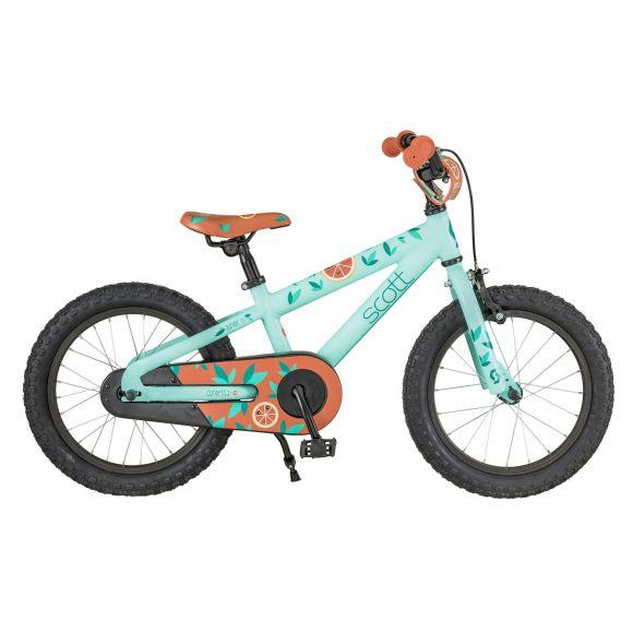 Bicicleta SCOTT Contessa Jr 16 Turquioise/Rosu 2018