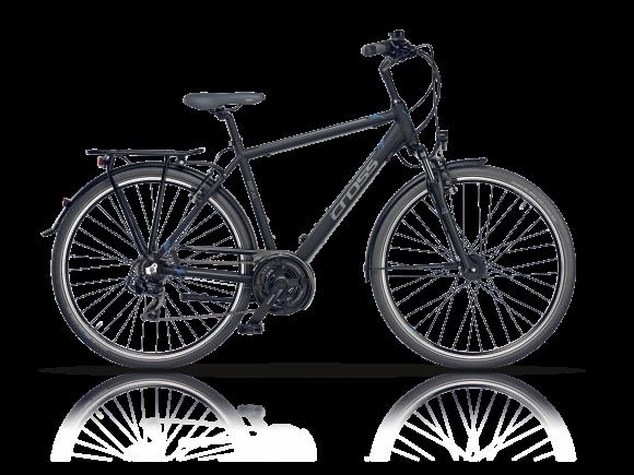 Bicicleta CROSS Areal - 28'' trekking - 520mm