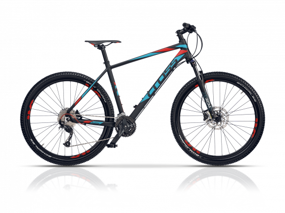 Bicicleta CROSS Fusion man- 27.5'' MTB