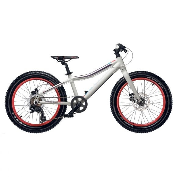 Bicicleta CROSS Rebel girl - 20'' junior - 280mm