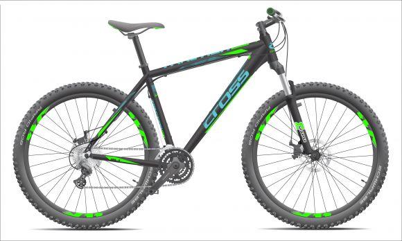 Bicicleta CROSS Traction SL9 - 27.5'' MTB
