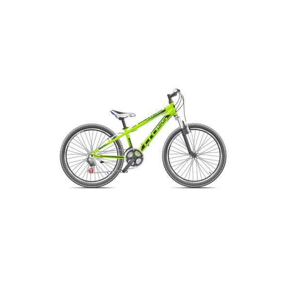 Bicicleta CROSS Speedster otel - 26'' junior