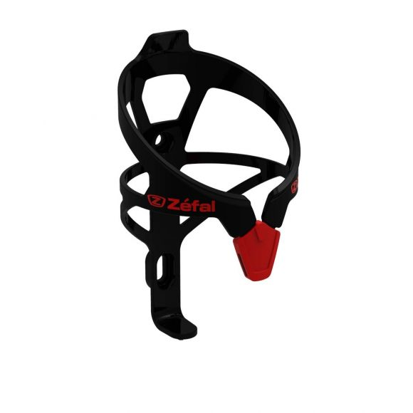 Suport bidon ZEFAL Pulse A2 negru/rosu