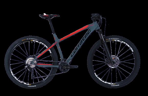 Bicicleta CORRATEC X-Vert Race 29 gri / rosu / negru - 540mm
