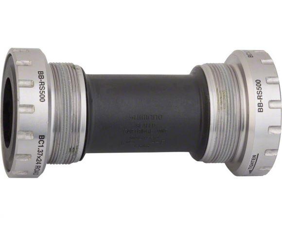 Monobloc SHIMANO BB-RS500-PB BSA Press fit Hollowtech II