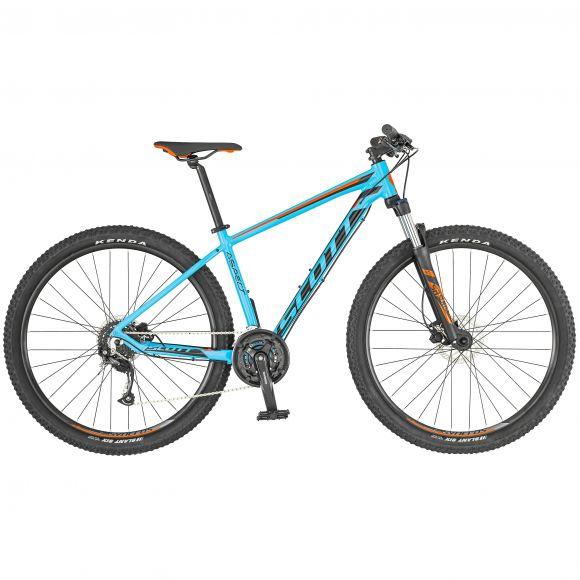 Bicicleta SCOTT Aspect 950 Albastru/Rosu M
