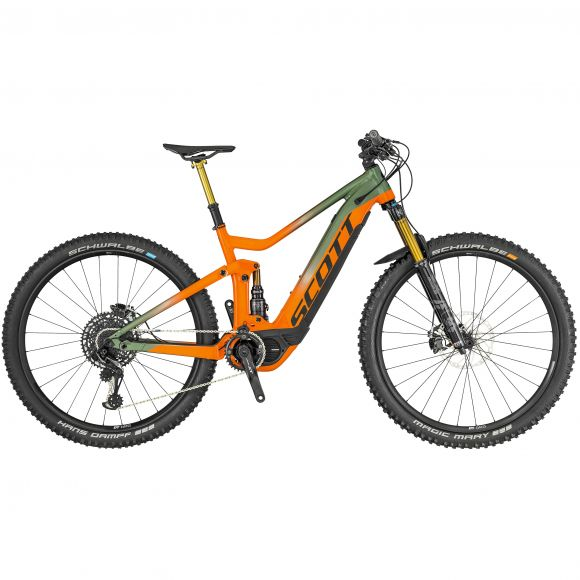 Bicicleta SCOTT Genius E-Ride 900 Tuned 2019