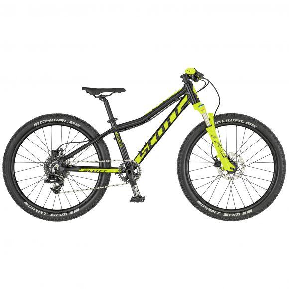 Bicicleta SCOTT Scale Rc 24 Negru/Galben (19)