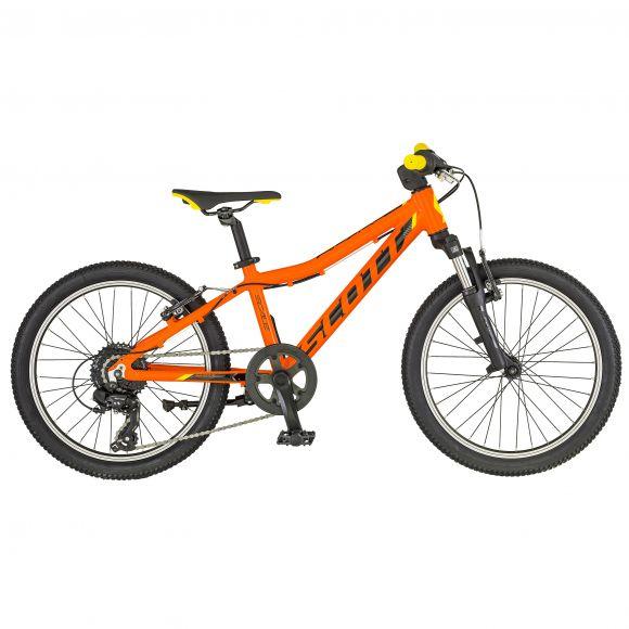 Bicicleta SCOTT Scale 20 Portocaliu/Negru