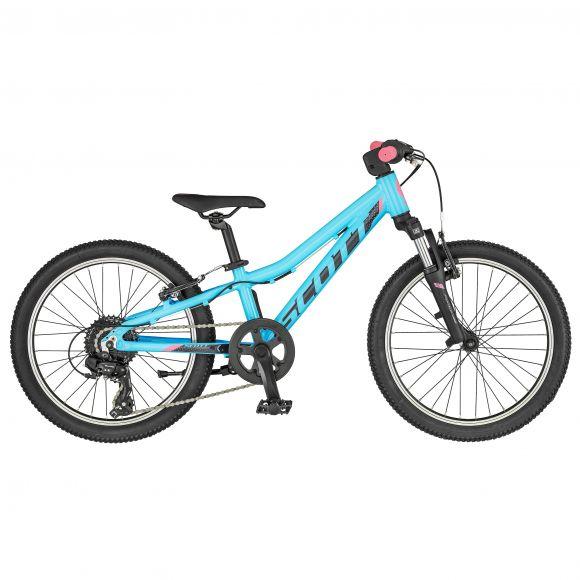 Bicicleta SCOTT Contessa 20 Albastru/Portocaliu (19)