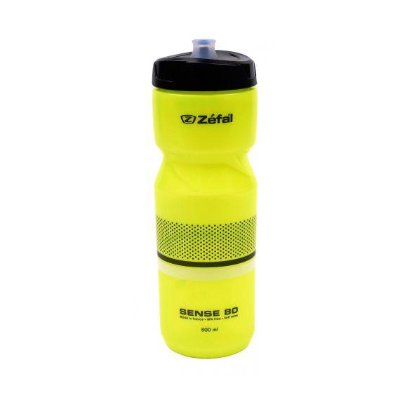 Bidon ZEFAL Sense M80 galben neon