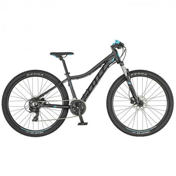Bicicleta SCOTT Contessa 730 Negru Albastru M