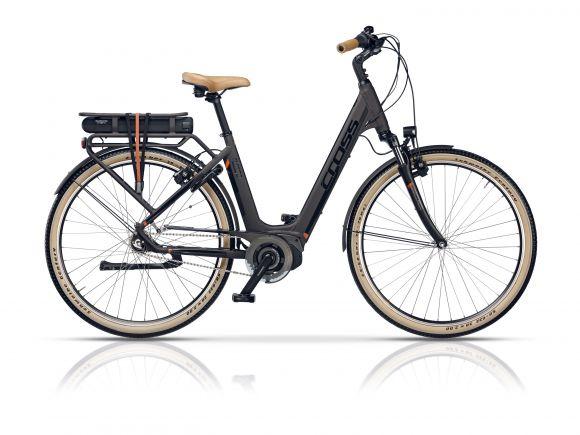 """Bicicleta CROSS Elegra LS 28"""" E-City - 450mm"""